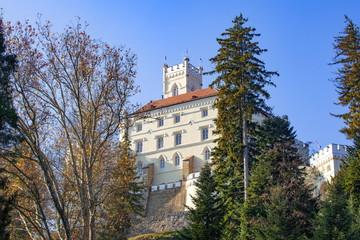 トラコスチャン城