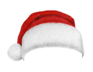 Traditional Santa Claus hat