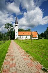 Evangelisch-lutherische Kirche von Sigulda, Lettland