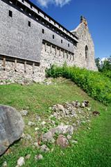 Burg von Sigulda, Lettland