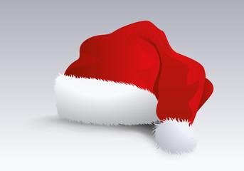 noël - père noël - chapeau - bonnet - symbole - enfant - fête - joyeux noël - bonheur - heureux - cadeau