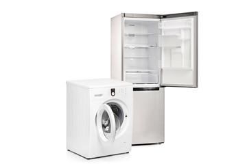 Washing machine and a refrigerator