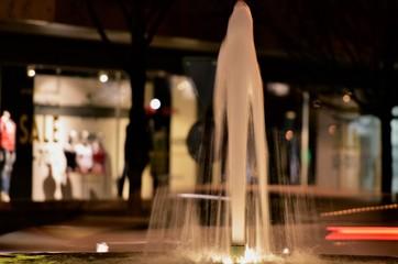 fontaine...jet d'eau