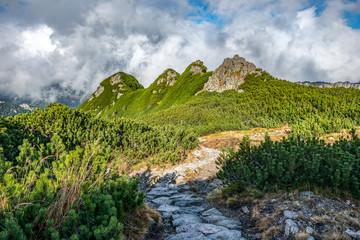 górskie szczyty