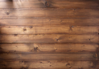 brown plank wooden background