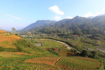 Mu Cang Chai, YenBai, Vietnam