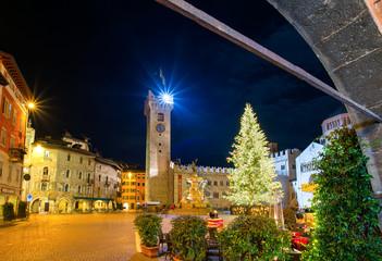 Albero di Natale a Trento