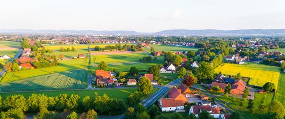 Landschaft in Deutschland