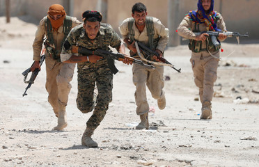 Pictures of the Year: The battle against Islamic State