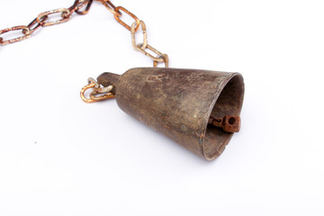 Cow,goat ,sheep bell with chain