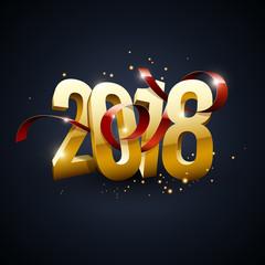2018 bonne année nouvel an