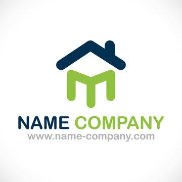 logo constructeur  maison individuelle vente location