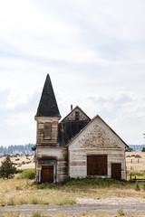Oregon Houses & Landscape