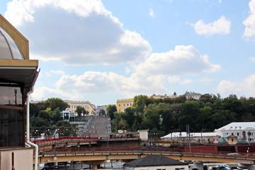 Здания и архитектура,морвокзал, мосты и эстакада, жд магистраль, Одесса, Украина