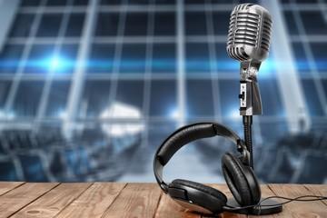 Microphone.