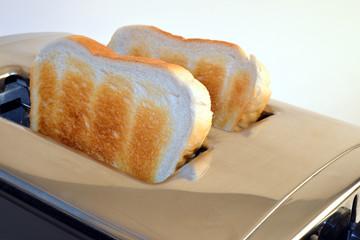 Toast, Toastbrot, Toaster, Frühstück, Brot, Röster, Weißbrot, Küche, Haushalt, Röstbrot, Kastenweißbrot, Toast Hawaii, Essen, braun, Elektrogerät, Essen, Brotröster, Elektrogerät, Haushaltsgerät