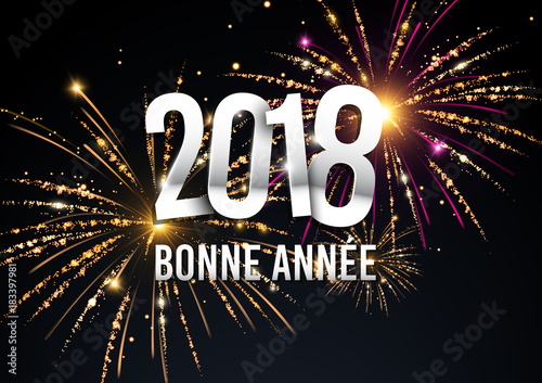 2018 bonne ann e stock image and royalty free vector files on pic 183397981 - Image gratuite bonne annee ...