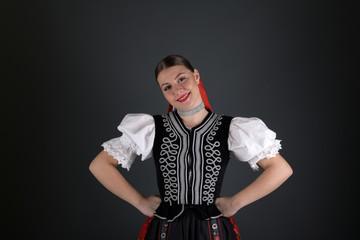 Folk dance in Slovakia