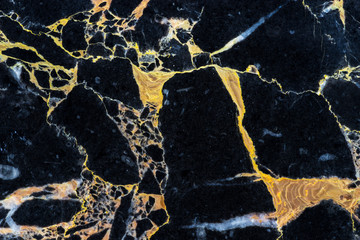 golden black marble texture with detail of structure high resolution for interior design