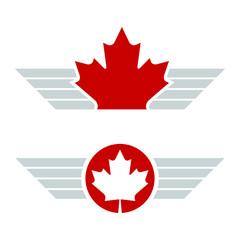 Canadian Vector Crest