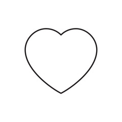 heart with cross icon illustration