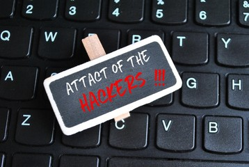 Attact of the hackers!