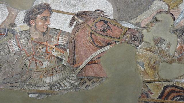 Alexander the Great versus Darius