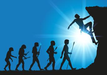 difficile - challenge - défi - difficulté - escalade - concept - obstacle - complexité - évolution - futur