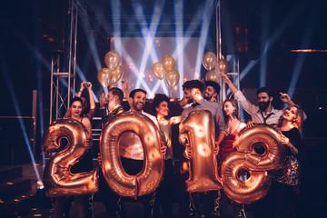 Celebrating New Year !