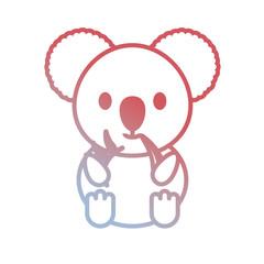 cute koala icon image