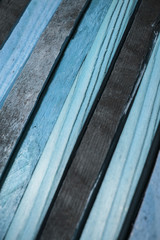 Close Up Abstract View of Wood Planks Background
