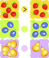 fruits counting