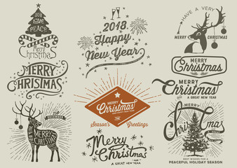 Holiday Design Elements