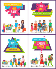 Hot Sale Special Price People Vector Illustration