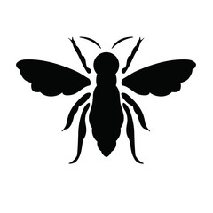 black_silhouette_of_bee