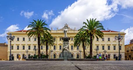 Regierungsstelle  Regierungsstelle Sassari  Vittorio Emanuele II