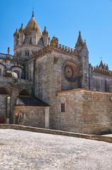 Cathedral of Evora (Se de Evora). Evora. Portugal.