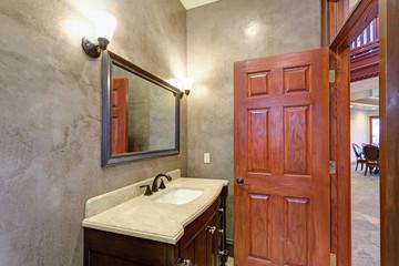 Luxury Mansion interior features New bathroom
