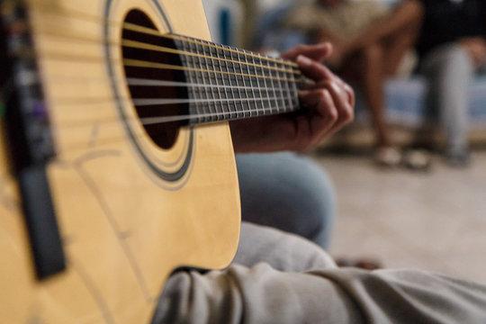 Guitar Worshiper