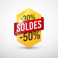 Soldes -30% -50%