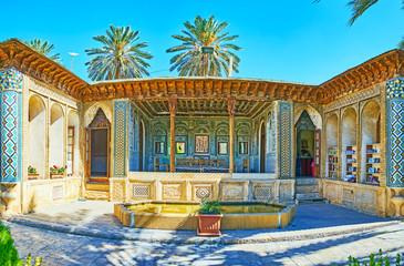 Zinat Ol-Molk museum, Shiraz, Iran