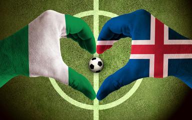 Iceland vs Nigeria
