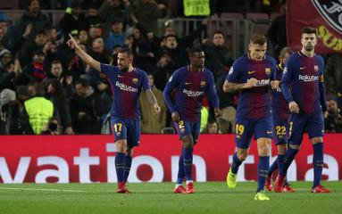 Champions League - FC Barcelona vs Sporting CP