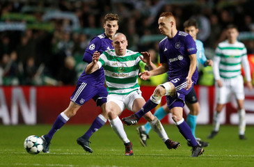 Champions League - Celtic vs Anderlecht