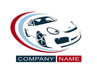 Car Logo Design. Creative vector icon. Vector illustration.