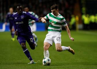 Champions League - Celtic vs Anderlecht
