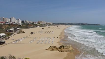Portimao Beach, Meia Praia