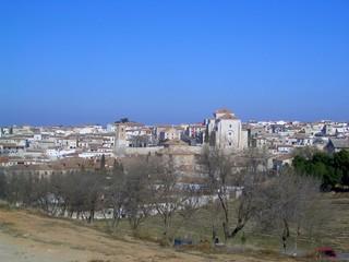 Chinchón. Pueblo de Madrid 8spaña) al sur de la Comunidad de Madrid, en la comarca de Las Vegas
