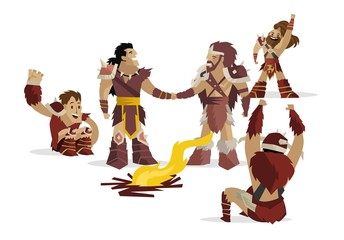 hordes pact barbarians shaking hands
