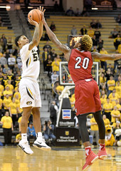 NCAA Basketball: Miami (OH) at Missouri